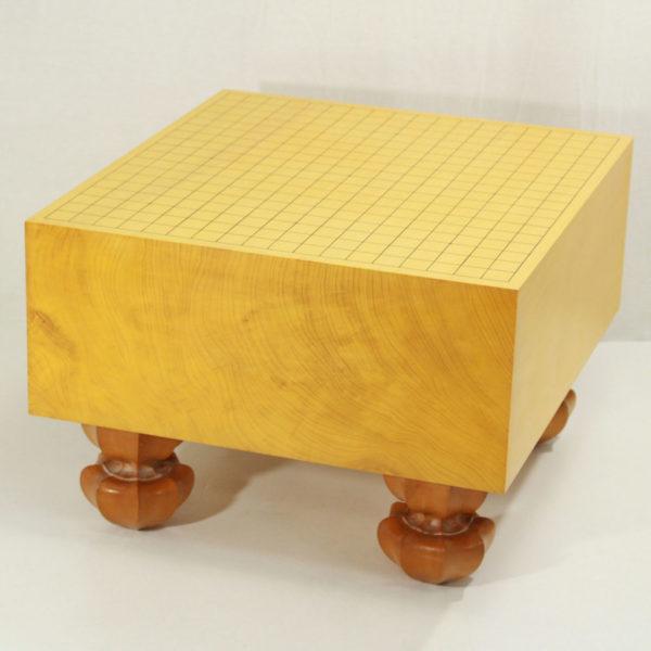 日本産本榧碁盤 6寸柾目