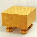 本榧将棋盤 5.5寸天地柾