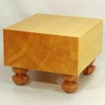 日向産本榧碁盤 7寸柾目