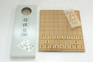 折将棋盤駒付セット(中寸)
