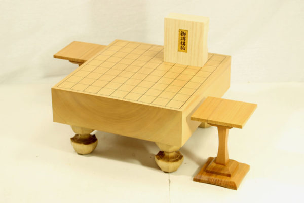 本桂将棋盤30号 駒台セット