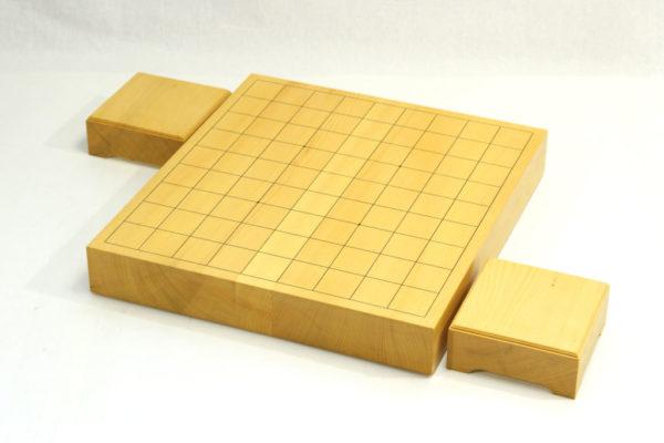 将棋盤と駒台