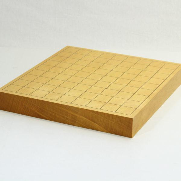 本榧将棋盤 15号 卓上一枚物