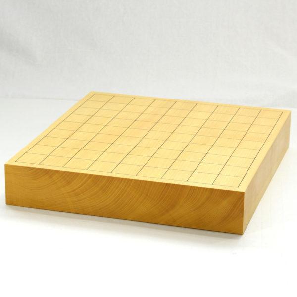 本榧将棋盤 20号追い柾 卓上一枚物
