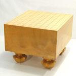 日本産本榧将棋盤柾目 5.6寸