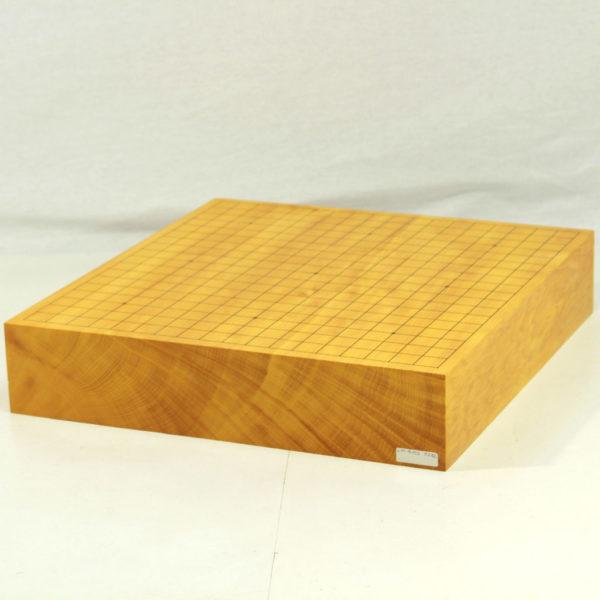 本榧碁盤 3寸柾目