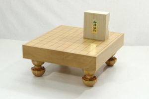 本桂将棋盤20号 駒セット(駒選択可)