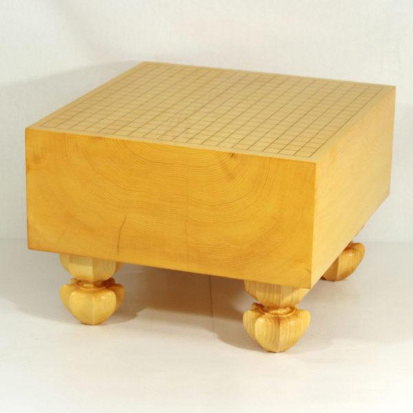 本榧(日本産)碁盤 6寸木裏
