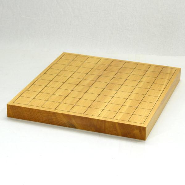本榧将棋盤 柾目1寸 卓上用一枚板