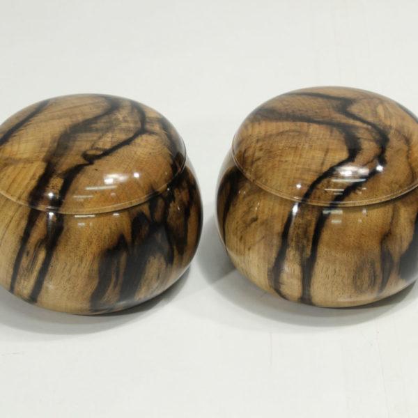 碁笥 黒柿 No.45