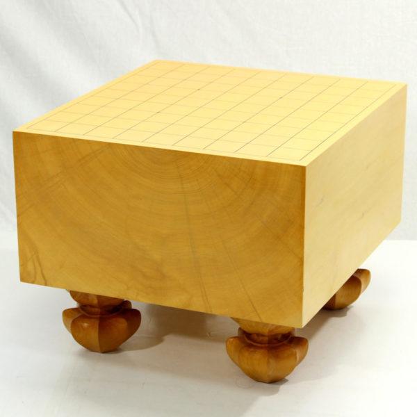 日本産本榧将棋盤 6寸木裏