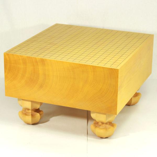 本榧碁盤 5.5寸柾目