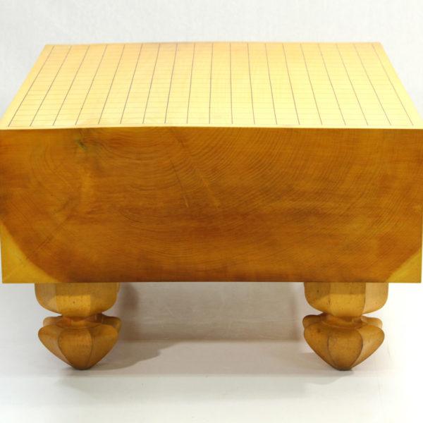 本榧(日本産)碁盤5寸木裏