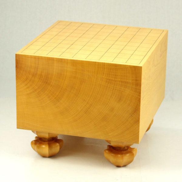 本榧将棋盤 7寸柾目