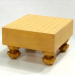 日本産本榧将棋盤 3.6寸木表