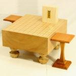 本桂将棋盤40号 駒台セット(駒選択可)