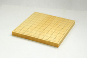 本榧将棋盤 10号ハギ