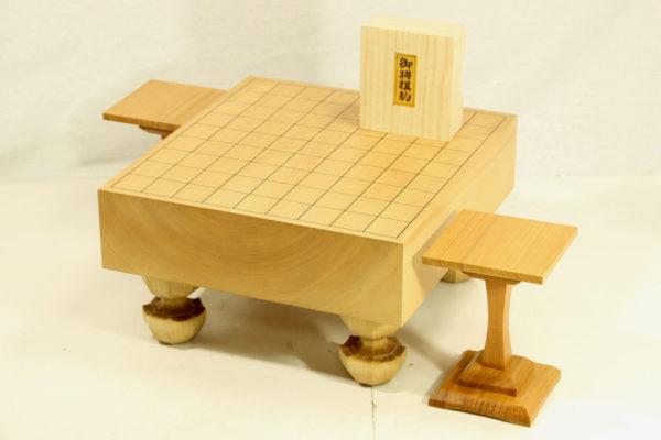 本桂将棋盤30号 駒+駒台セット