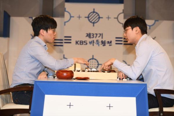 申旻埈(左) vs 朴廷桓