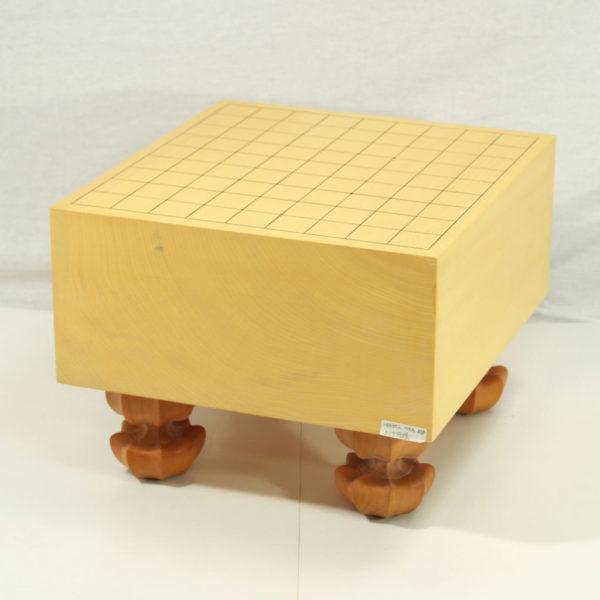 本榧(日本産)将棋盤 5.2寸柾目