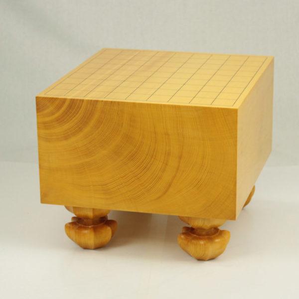 本榧将棋盤 6寸柾目