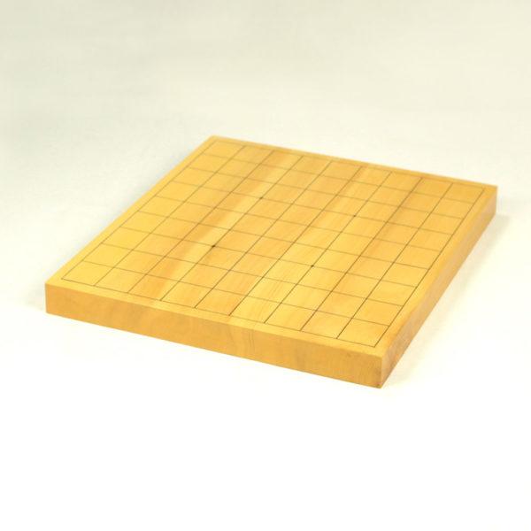 本榧将棋10号(1寸)卓上一枚物
