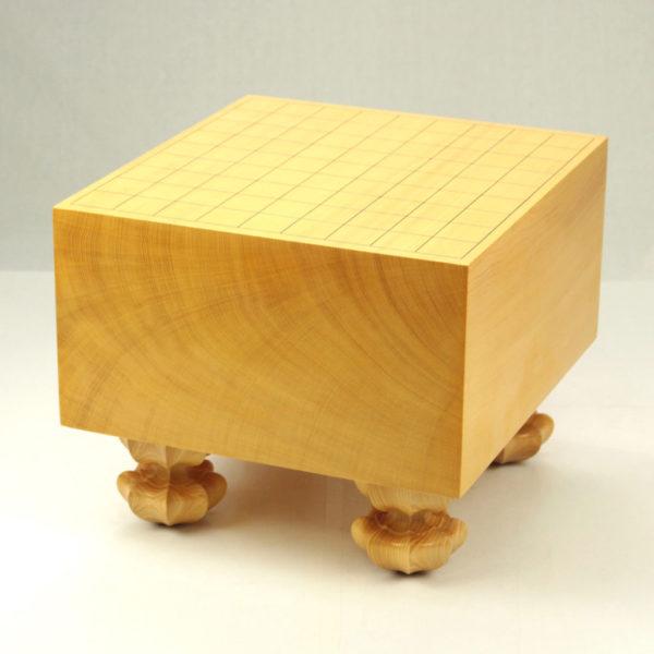 本榧将棋盤 6寸 柾目
