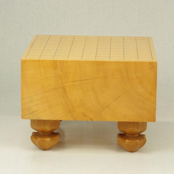 本榧(日本産)将棋盤 5寸柾目