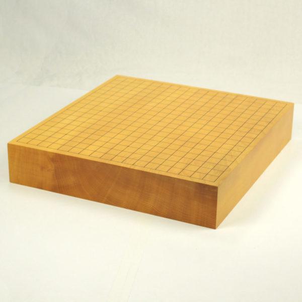 雲南産本榧碁盤 3寸追い柾