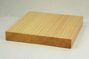 新榧碁盤20号柾目 一枚板