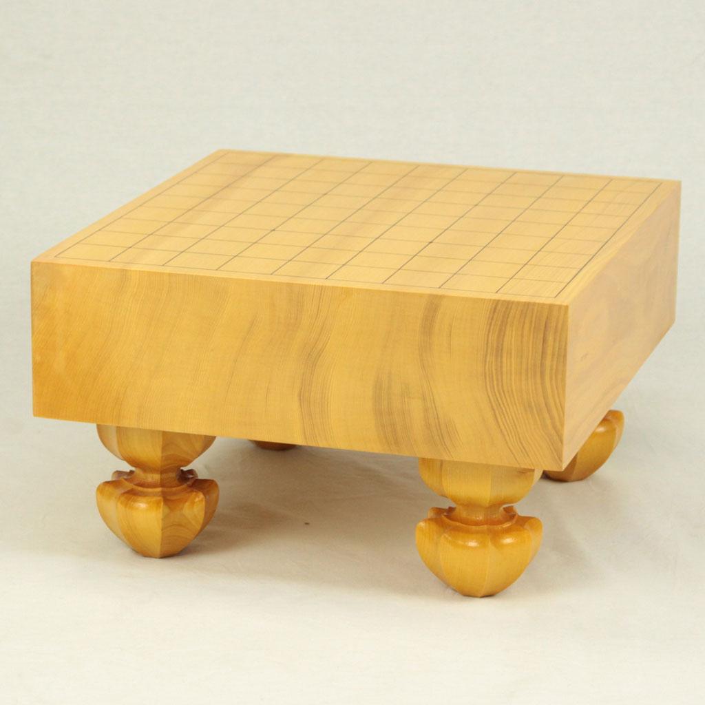 本榧将棋盤 3寸柾目