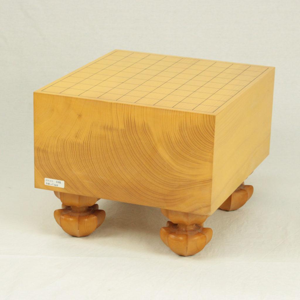 日本産本榧将棋盤 6寸柾目