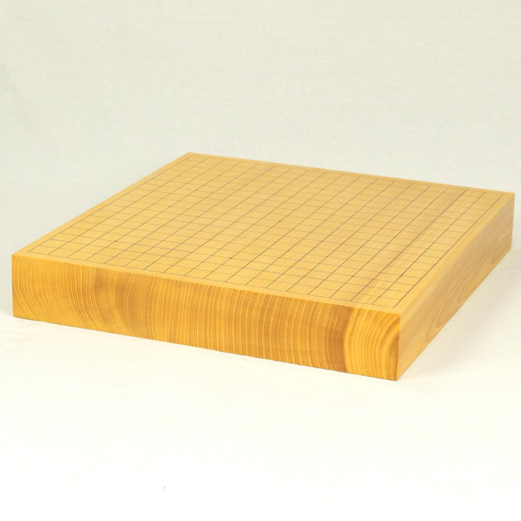 本榧碁盤 2寸柾目 一枚物