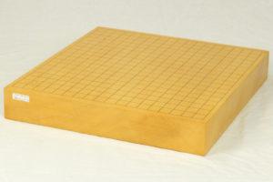 本榧碁盤 2寸板目 一枚物