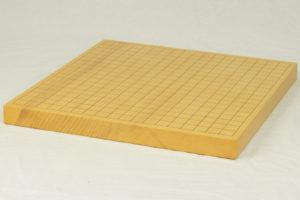 本榧碁盤 1寸柾目 一枚物