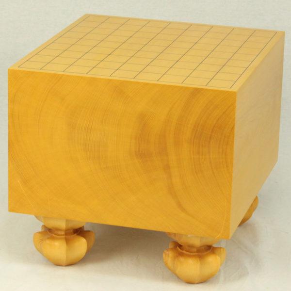 本榧将棋盤 7.3寸柾目