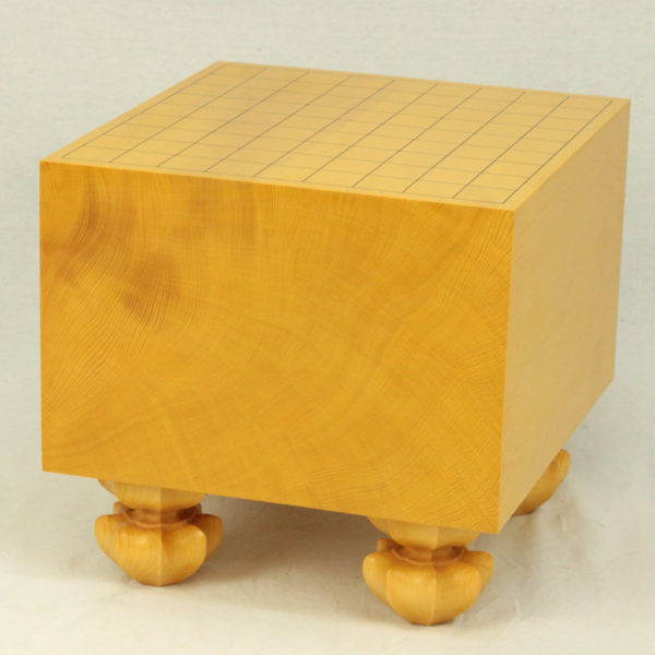 本榧将棋盤 7.6寸柾目