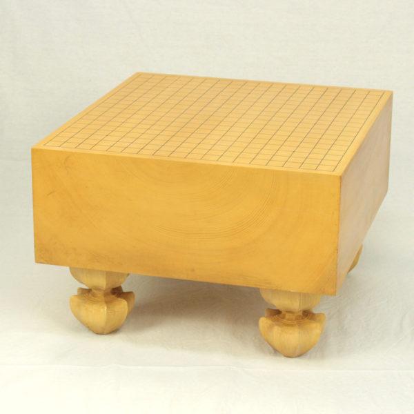 日本産本榧碁盤 5.5寸板目