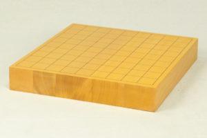 日向産本榧将棋盤 2寸卓上ハギ