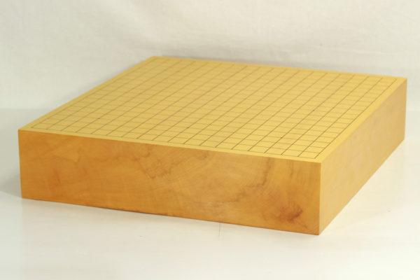 本榧碁盤 3.3寸柾目 卓上