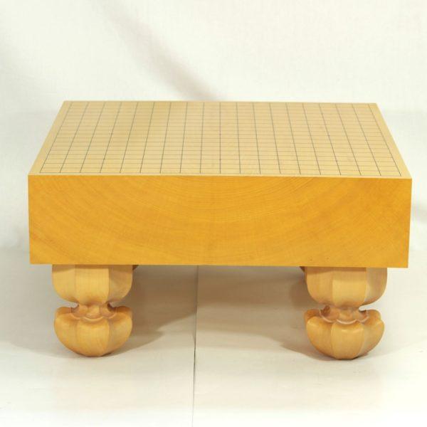 本榧碁盤板目 3寸