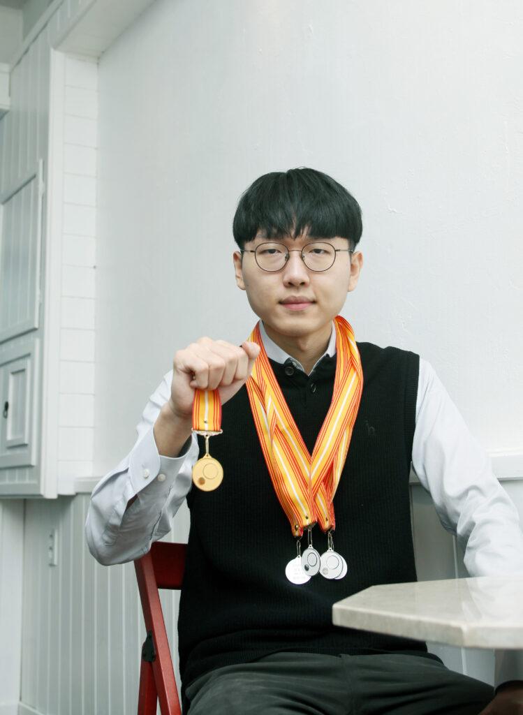 申眞諝、2020年最多勝·勝率·連勝·賞金部門1位