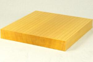 日本産本榧碁盤 2寸柾目ハギ 卓上