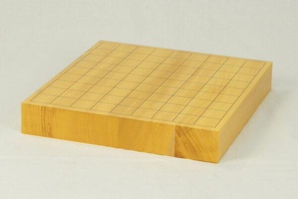 日本産本榧将棋盤 1.5寸柾目ハギ 卓上