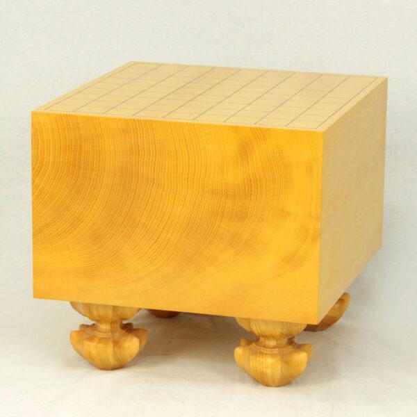 本榧将棋盤 7.2寸柾目