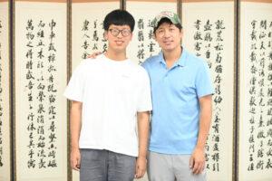 韓國四番目の父子プロ棋士が出た
