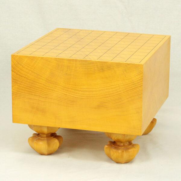 本榧将棋盤 5.8寸四方木口