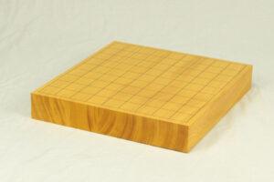 日本産本榧将棋盤 1.5寸ハギ